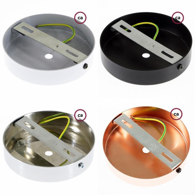 Candeeiro suspenso único, lâmpada suspensa com cabo têxtil de Seda Artificial Laranja TM15