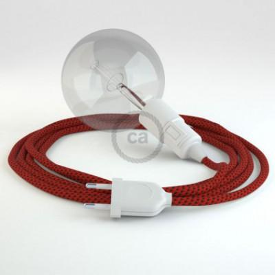 Crie a sua Snake Seda Artificial 3D Red Devil RT94 e traga a sua luz para onde quiser.