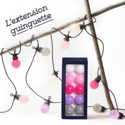 Extension para cordão de luzes La Guinguette Venice Beach