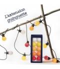 Extension para cordão de luzes La Guinguette Ipanema