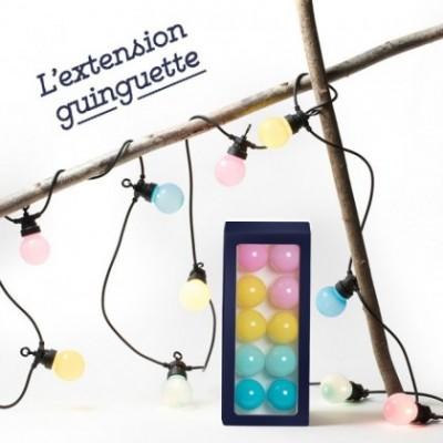 Extension para cordão de luzes La Guinguette Maya Bay