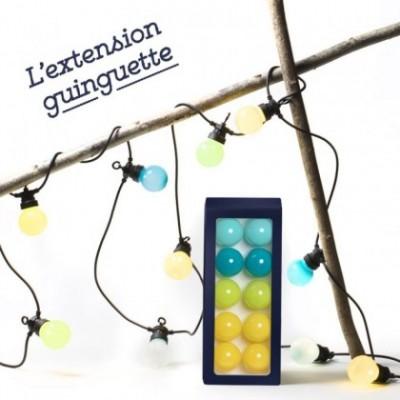 Extension para cordão de luzes La Guinguette Tulum