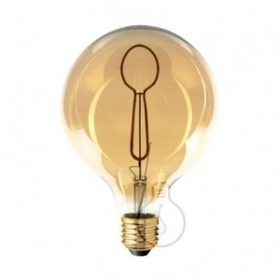Lâmpada LED Filamento Globo G125 coleção Masterchef COLHER E27 4W 2000K Regulável