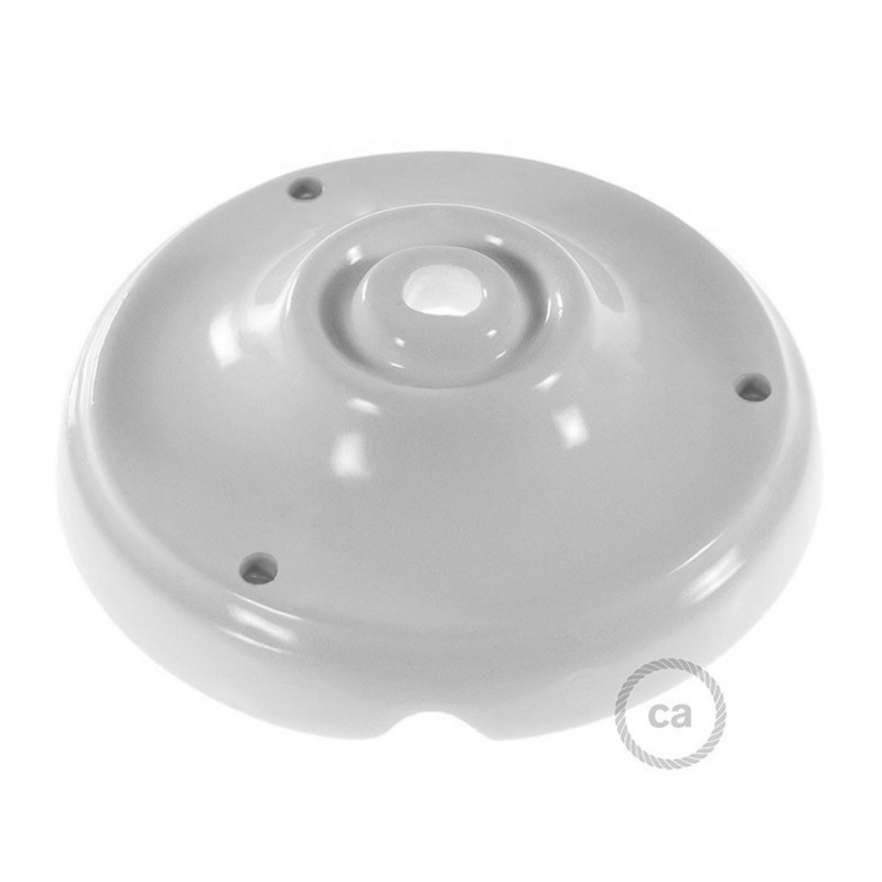 Kit de rosácea de teto em porcelana