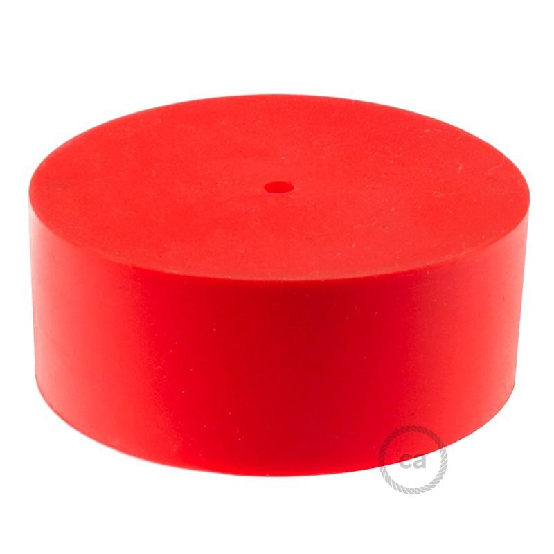 Kit de rosácea de teto em silicone