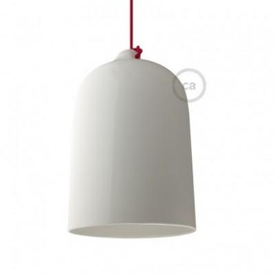 Abajur Bell XL em cerâmica para suspensão - Fabricado em Itália