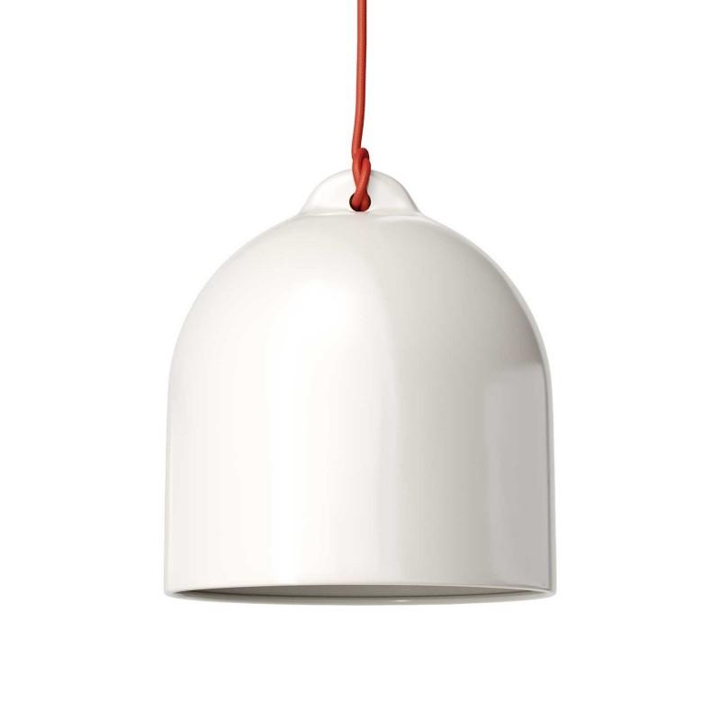 Abajur Bell M em cerâmica para suspensão - Fabricado em Itália