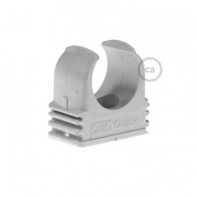 Braçadeira Plastica para Creative-Tube, diâmetro 20 mm