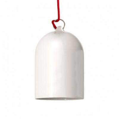 Abajur Mini Bell XS em cerâmica para suspensão - Fabricado em Itália