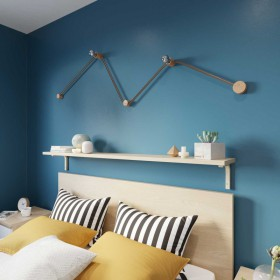 Sistema Filé: A sua iluminação de parede ou teto