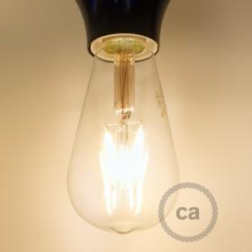 Lâmpada decorativa Calex LED.