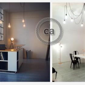 Borgo35 Coworking & Shop Como: reinventar os espaços
