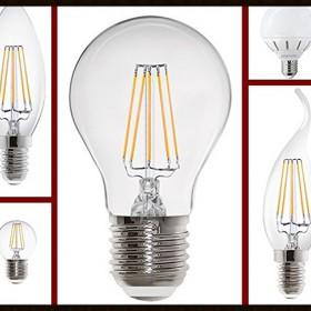 Descubra as nossas novas lâmpadas LED!