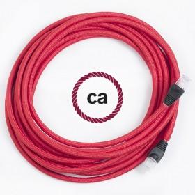 Um exclusivo Creative-Cables: cabo Ethernet revestido em tecido!