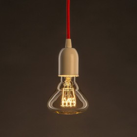 Novas lâmpadas de LED e de filamento de carbono